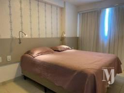 Flat com 2 dormitórios para alugar, 55 m² por R$ 3.200,00/mês - Boa Viagem - Recife/PE
