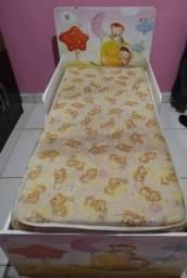 Título do anúncio:  Vendo cama infantil menina