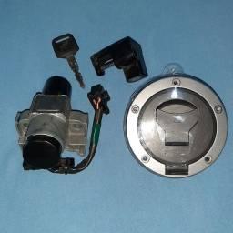 Chave de ignição completa Nxr Bros 160