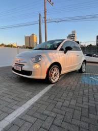 Título do anúncio: Fiat 500 cabrio
