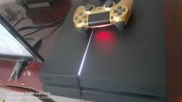 PS4 PLAY 4 500GB APENAS TROOCO POR PC GAMER