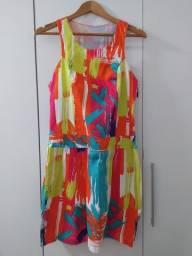 Lindo Vestido  Color Liritty G