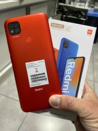 Redmi 9 64gb 4gb RAM novo com garantia 10x sem juros