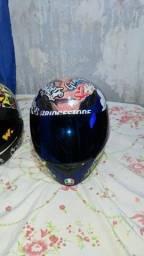 Título do anúncio: Capacete AGV K-3 Rossi Face