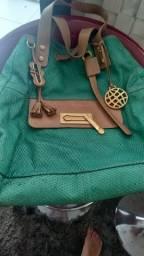 Bolsa usada bem conservada, original