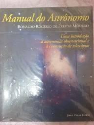 Título do anúncio: Vendo livro: Manual do Astrônomo