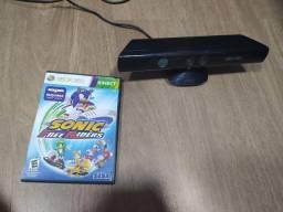 Kinect com Sonic Free Riders