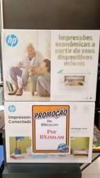 Impressora HP wireless nova lacrada com nota fiscal e garantia