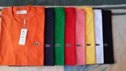 Camisas básicas semi peruanas diversas marcas