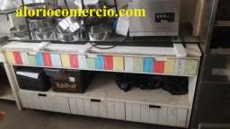 Título do anúncio: Buffet refrigerado especial p/self-service