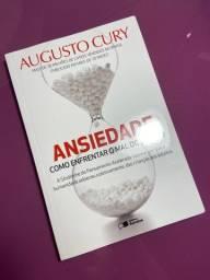 Título do anúncio: Livro Ansiedade de Augusto Cury