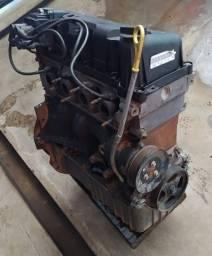 Motor Ford EcoSport 1.6 Flex parcial a base de troca