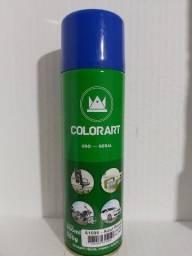 Tinta spray azul royal
