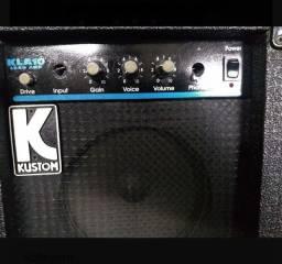 Título do anúncio: Amplificador de guitarra Kustom KLA10