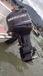 Título do anúncio: Motor Mercury 200hp
