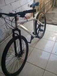Bike freio a disco aro 29!