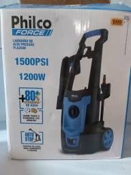 Lavadora de alta pressão philco -1200w