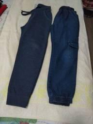 Lote de roupas (tam.8) Torro!