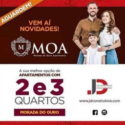 Apartamento MOA 3 quartos região Centro Político