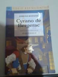 Livro Cyrano de Beregerc