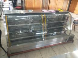 Balcão Inox Refrigerado