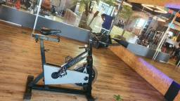 Spinning probike