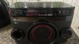 Título do anúncio: LG Power Bluetooth/CD/USB/MP3