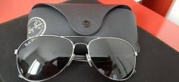 Título do anúncio: Óculos Ray Ban - SEMINOVO polarizado legítimo
