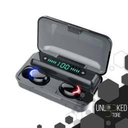 Fone F9 carregador portátil 2200mah