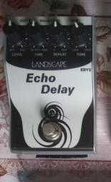 Título do anúncio: Pedal Echo Delay landscape