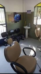 Móveis de salão e barbearia