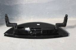 Título do anúncio: Suporte para TV em Plástico Preto 25 cm x 74 cm x 40 cm
