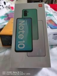 Xiaomi redmi note 10 lançamento 4Gb /128 lançamento lacrado