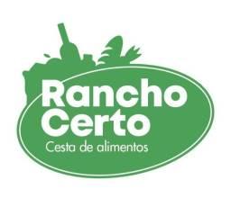 Cesta básica Rancho Certo - Produtos de qualidade!