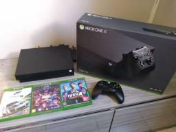Xbox one X 1 TB 4k