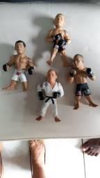 Figuras colecionáveis de MMA