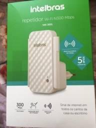 Repetidor Para Wi-Fi Novo Na Caixa