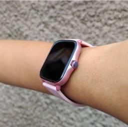 OFERTA Smartwatch P8 Plus<br>Tela infinita atacado varejo