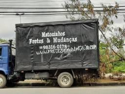 Troco por caminhão reboque