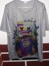 Camisa do Marshmello T-GG