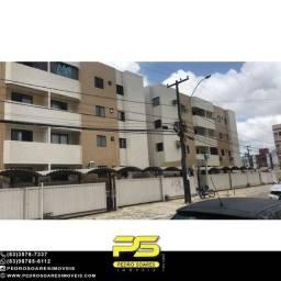 Título do anúncio: Apartamento com 4 dormitórios à venda, 96 m² por R$ 230.000 - Água Fria - João Pessoa/PB
