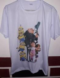 Camisa de Meu Malvado Favorito T-M