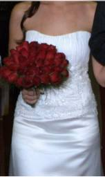 Vestido de noiva ateliê By Paula Alta costura (BH)