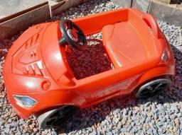 Mini carro a pedal infantil Roadster vermelho Bandeirantes