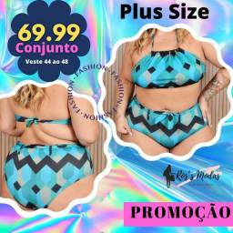 Título do anúncio: Biquínis Plus Size barato