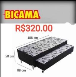 Título do anúncio: Bicama