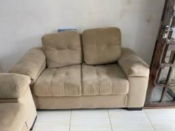 Conjuto sofá apenas 600,00