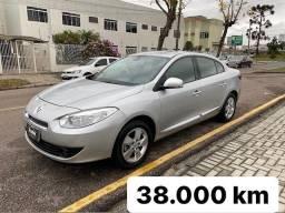 Renault Fluence Dynamique Aut 2014 38.000 km com couro