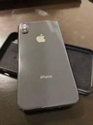 Título do anúncio: iPhone X 256gb para vender hoje