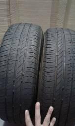 Título do anúncio: Vendo dois pneus 175-65-14